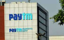 Paytm process hiring for delivery boys/KYC and  Field executive n NCR