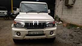 Mahindra Bolero ZLX BS III, 2018, Diesel