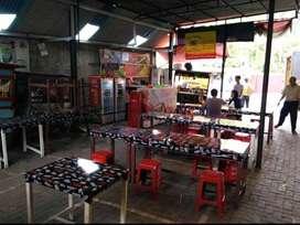 Lowongan Karyawati Kios Makanan