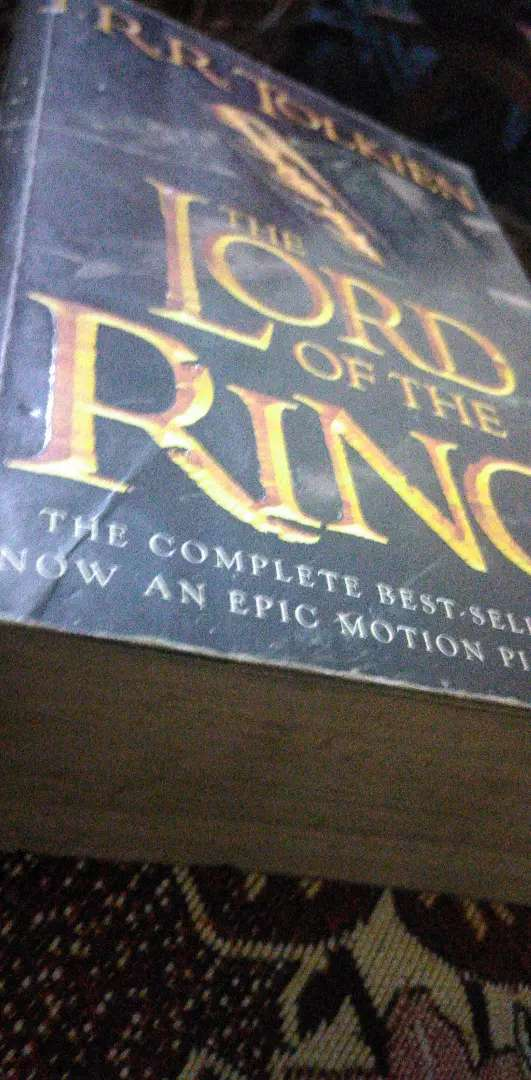 Lord of the rings 0