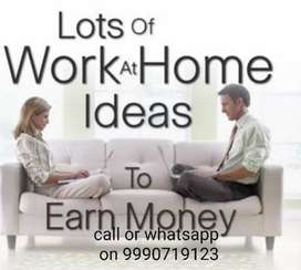 Earn Handful of Money by Sitting at Home,