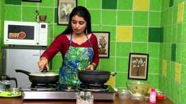 Cook for house - వంటమనిషి కావలెను