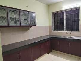 3 BHK semi furnished apartment for lease Kakkanad