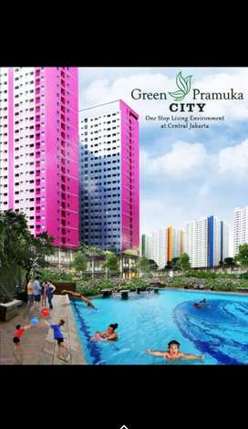 PROMO.. Sewa harian mingguan murah the green pramuka city