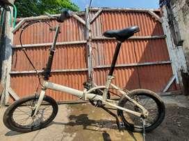 Dijual sepeda lipat