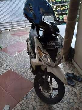 Di jual cepat sepedah motor