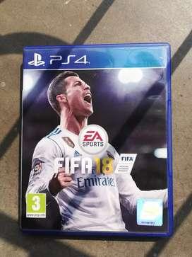 Fifa 18 PS4 Version