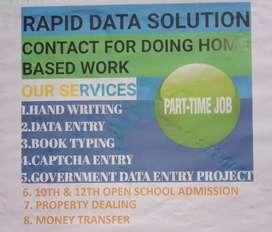 Rapid data soluation