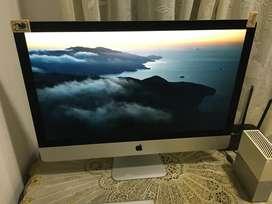 27 inch desktop