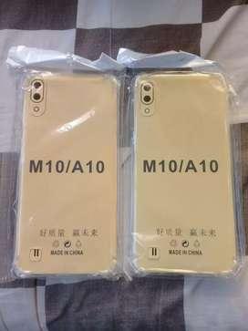 New Samsung M10/A10 Softcase Anti crack Tebal