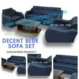 Sofa Set Allcolor 10yrsgurantee decentatpeak Chair bed table Office