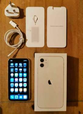 Holly sale on apple iphone 11 128gb 26 days old with bill and box