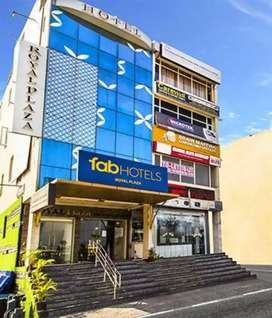 Ground and first floor Showroom both for Lease at Delhi highway