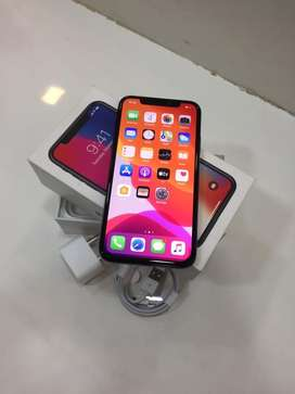 IPHONE X-64GB WITHOUT USED WITH WARRANTY ₹₹#
