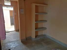 Two room with attached kitchen rent only @ 2000