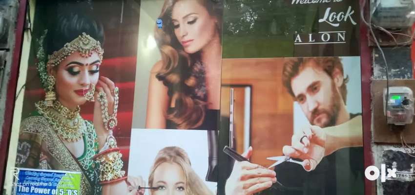 A unisex saloon new constructed for sale in Kanpur Nawabganj 0