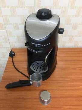 Morphy Richards Espresso & Cappuccino Coffee Maker