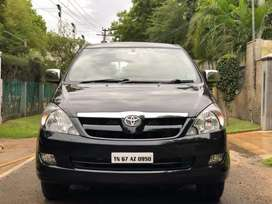 Single Owner Innova cars in good condition.