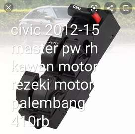 Master switch powerwindow civic 12 15