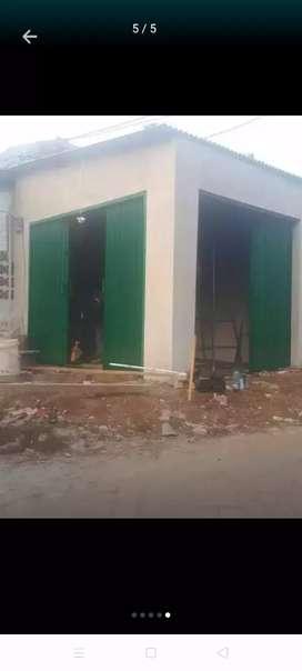 Roling door & folding gate murah