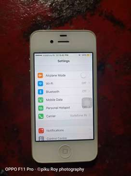 iPhone 4s good condition