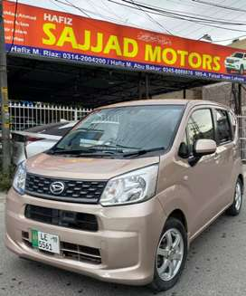 Daihatsu Move X SA Model 2016 Import 2019