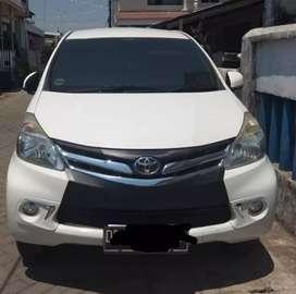 Dijual Toyota AVANZA G 2012 AT bisa proses kredit siap pakai