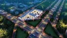 Buy 124 gaj Plot for SCO in Aeroarcade, G Block, Aerocity, Mohali