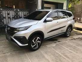 Toyota New Rush Trd Sportivo AT/ Automatic Tahun 2018 Silver , 2019