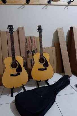 Gitar Dawai original free Softcase Dan senar cadangan