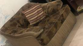6seater sofa set in good condition