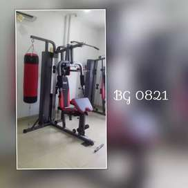 Jual Sepeda Statis // Treadmill // Home Gym // 3 Sisi