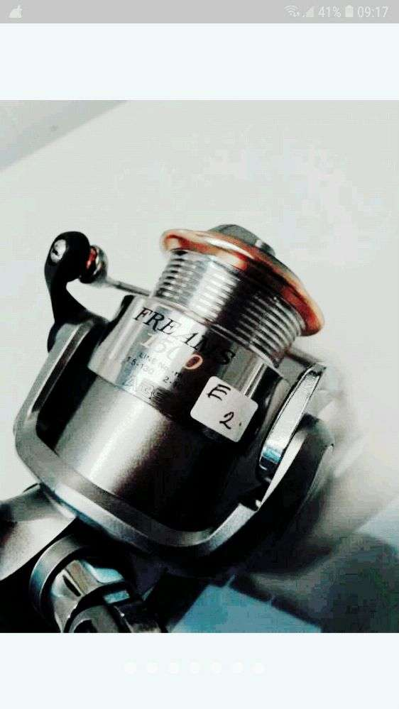 Daiwa FREAMS 1500 japan market 0