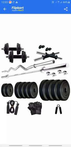 Gym kit for Personal home workout
