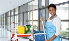 CLEANING STAFF