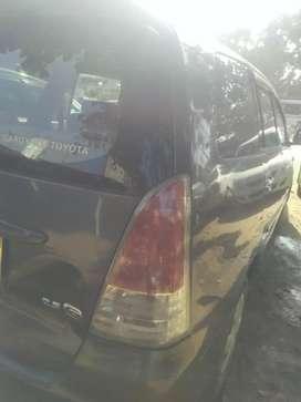 Toyota Inova for urgent sell