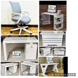 New designs office tables study tables chairs in very economical price