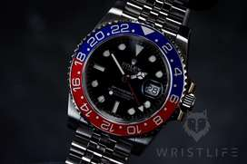 SECOND Rolex GMT Master II 116710BLRO PEPSI Best By GMF 904L Steel