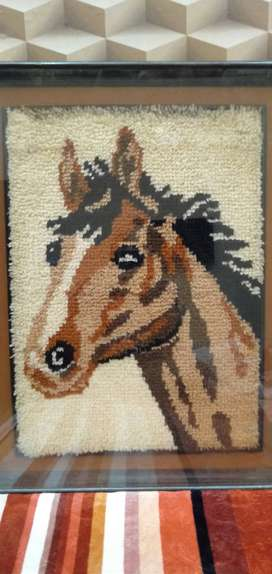 Knitted Painting