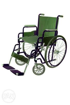 Wheel Chair Folding (Export Quality)