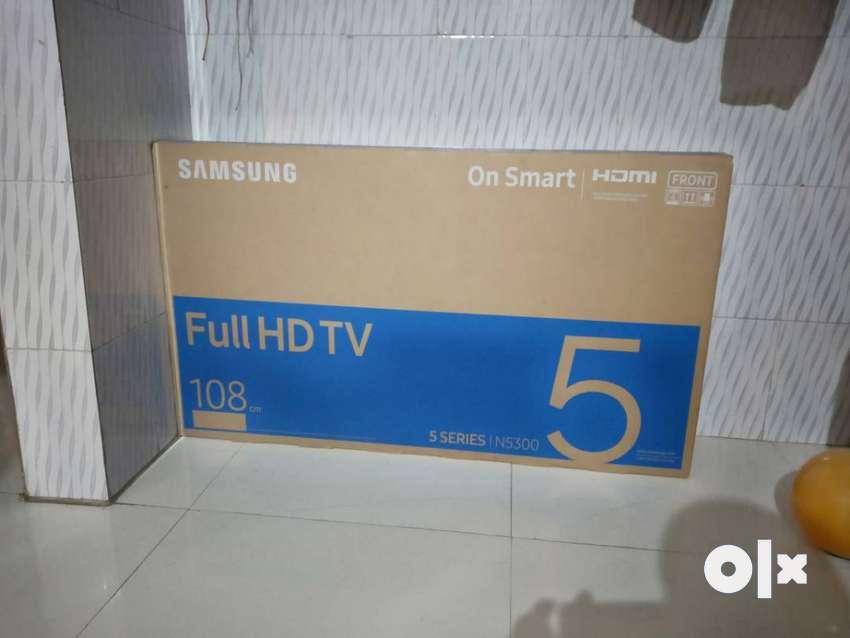 Samsung Full HD TV 108cm Smart TV 0