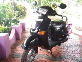 Honda Eterno scooter in good condition & re-registered