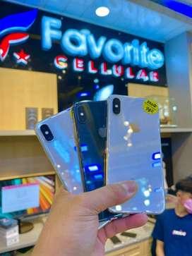 Iphone X 256Gb (Ori) GARANSI TOKO s/d 3 Bulan