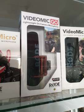 Mic Rode Videomic GO Original