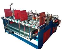Mesin Lem samping & Lipat Karton Box / Press Type Folder & Gluer