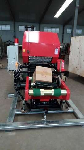 Silage baler (Packing machine)