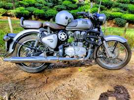 Royal Enfield classic 350 cc gun metal grey for sale