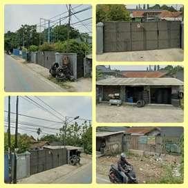 Dijual Tanah 450m lokasi ciawi pinggir jalan raya Bogor-Sukabumi