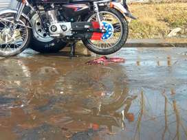 Road prince 125 cc only 2200 KM used.   Also exchange with ybr