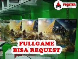 PS2 FAT Hardisk 2Stik FULLGAME +PES 2020